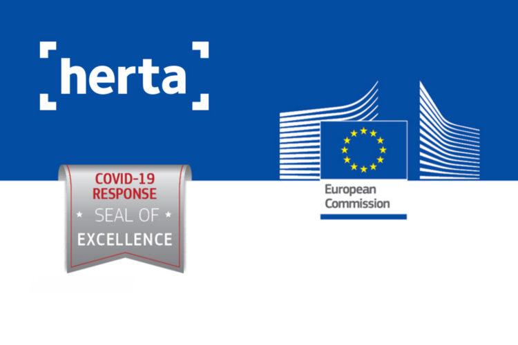Herta sello de excelencia COVID-19 Response