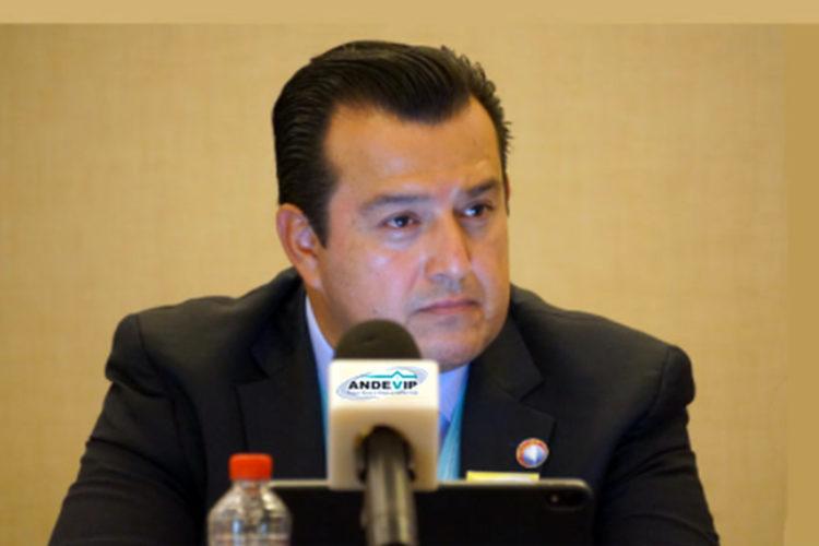 Carlos Casas presidente de la Asociación Nacional de Entidades de Seguridad Privada Andevip de Colombia