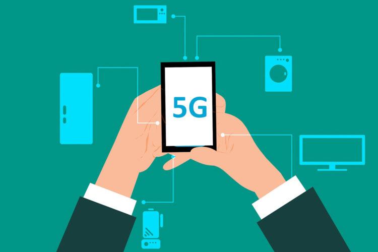 ciberseguridad smartphone tecnología 5G