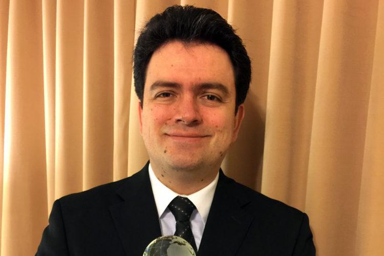 Diego Andrés Zuluaga Especialista de Ciberseguridad en Isagen Colombia