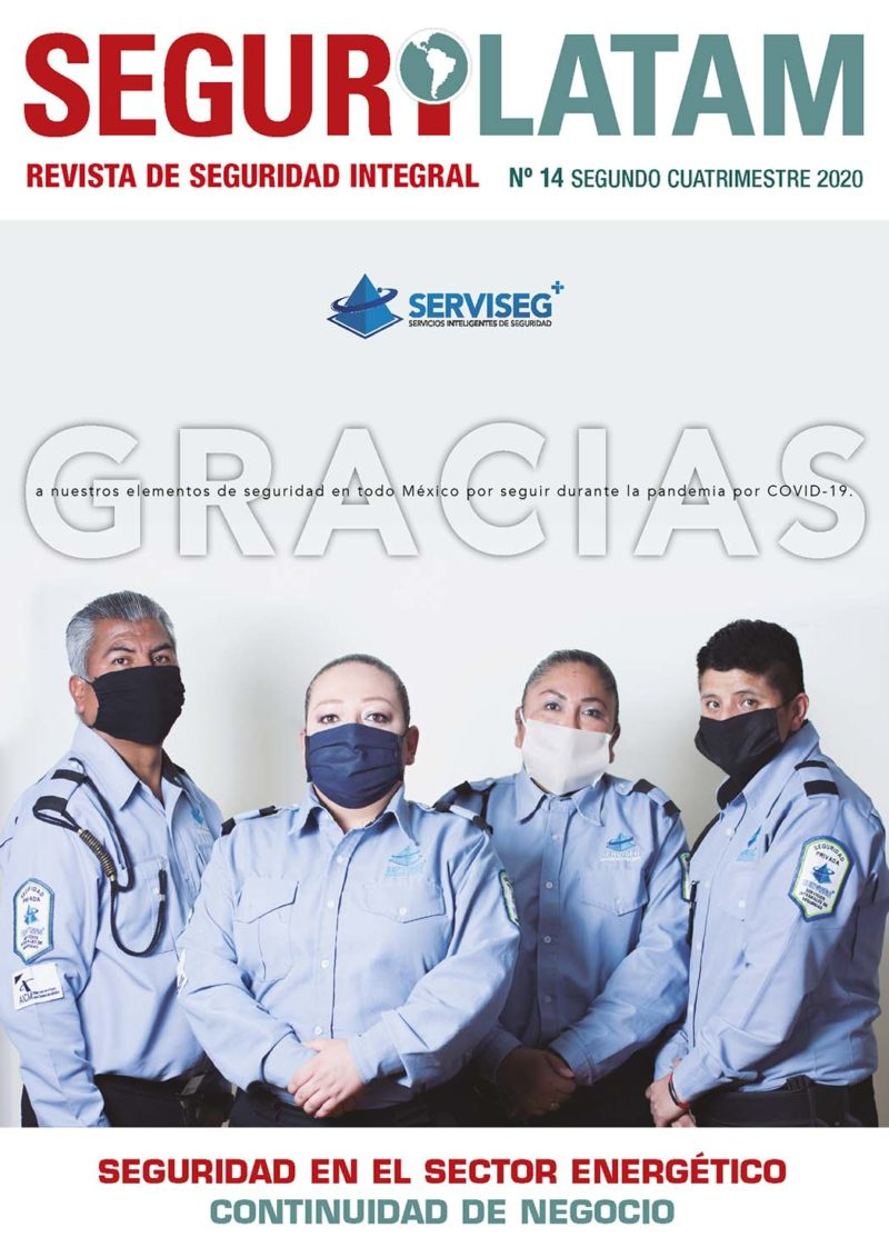 Revista Segurilatam n14 (agosto 2020)