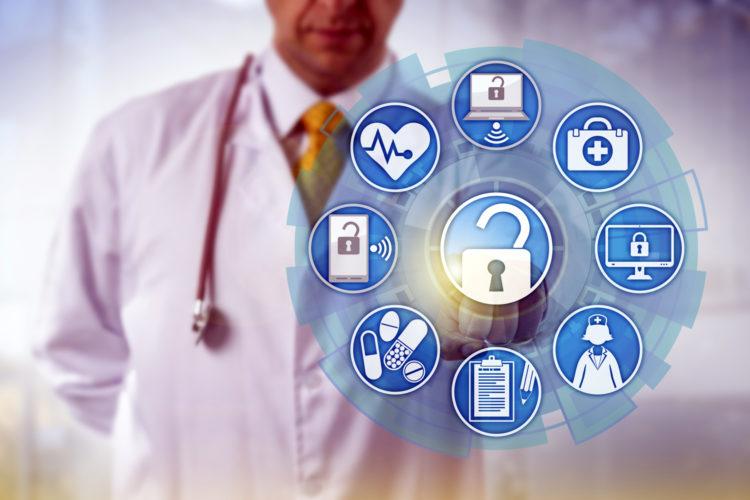 ciberseguridad profesional del sector salud