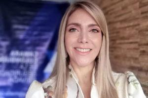 Claudia Marcela Giraldo, directora ejecutiva de la Cámara Colombiana de Seguridad Privada.