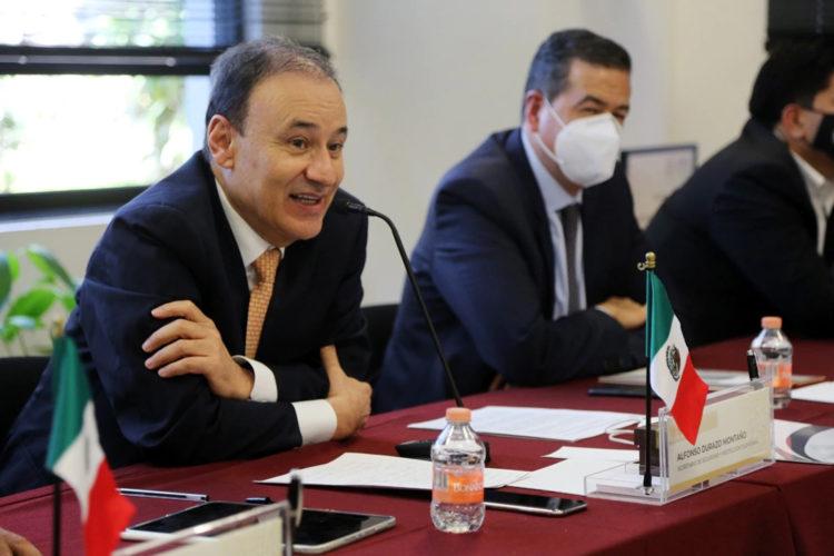 Alfonso Durazo Montaño secretario de Seguridad y Protección Ciudadana de México