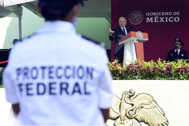 AMLO dará más protagonismo al SPF en detrimento de la seguridad privada