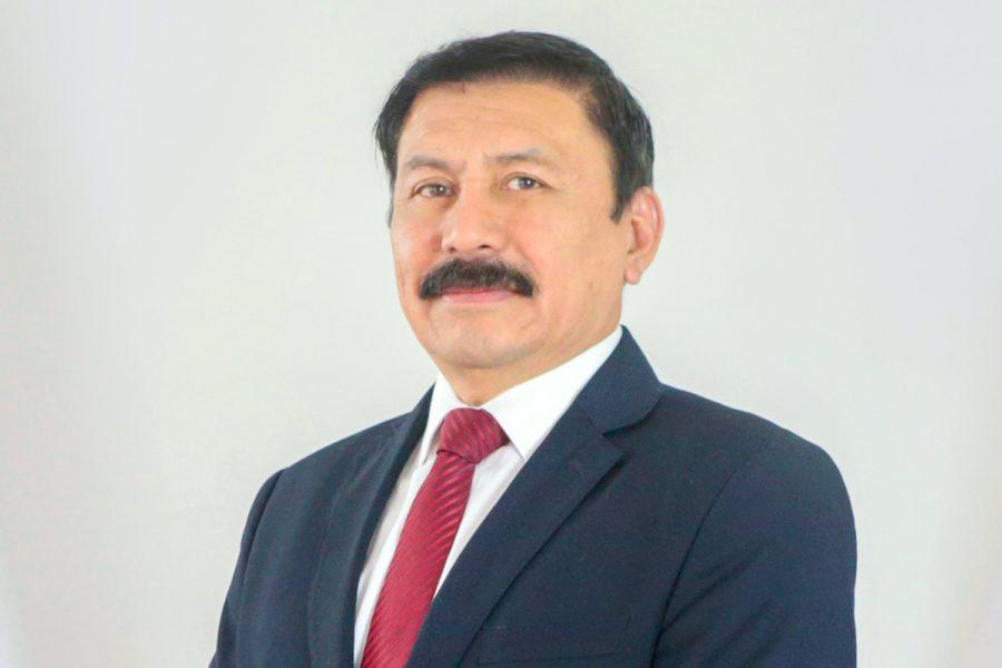 Carlos Tucse Lloclla Superintendente de Sucamec Perú