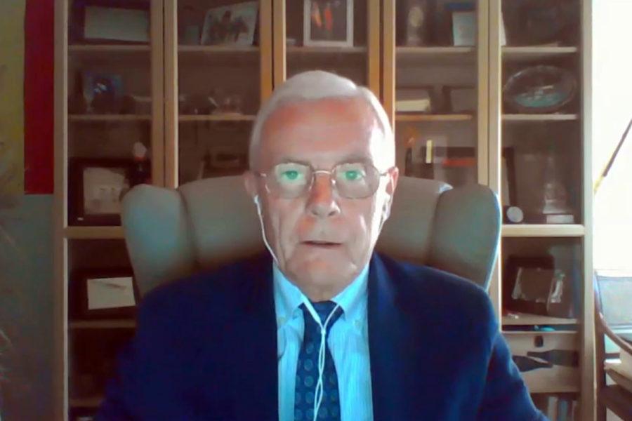 César Álvarez Estudio de Seguridad Corporativa de la Fundación Borredá