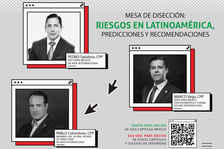 ASIS Capítulo México Congreso Virtual de Seguridad 2020