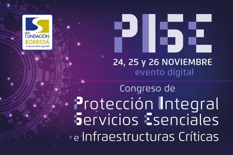infraestructuras críticas Congreso PISE de la Fundación Borredá