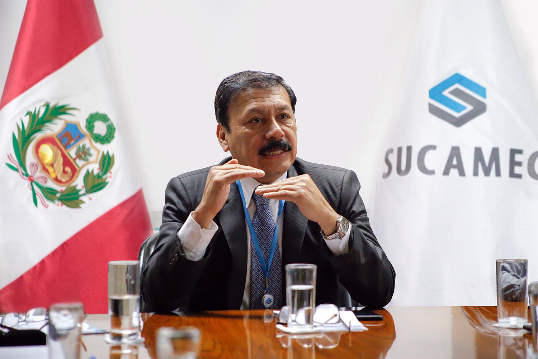 seguridad privada Carlos Tuse Lloclla Sucamec Perú