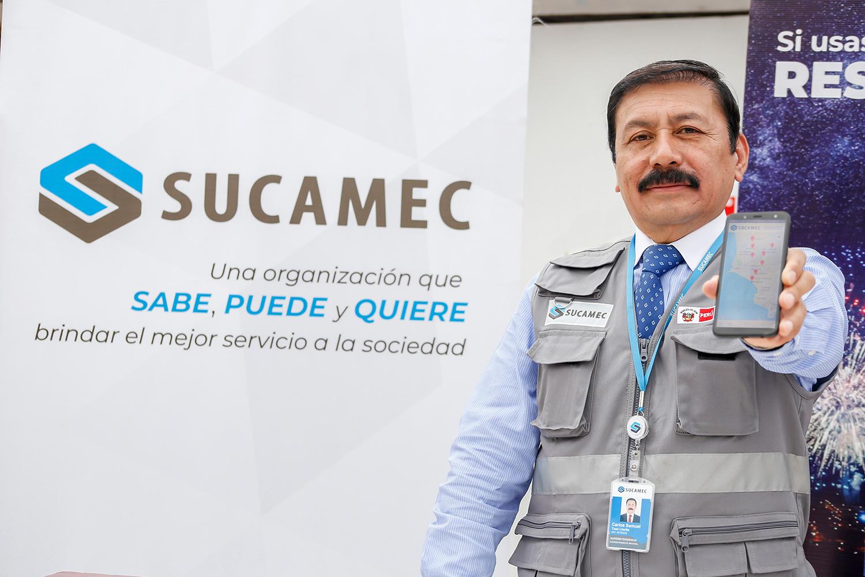 seguridad privada superintendente Carlos Tuse Lloclla Sucamec Perú