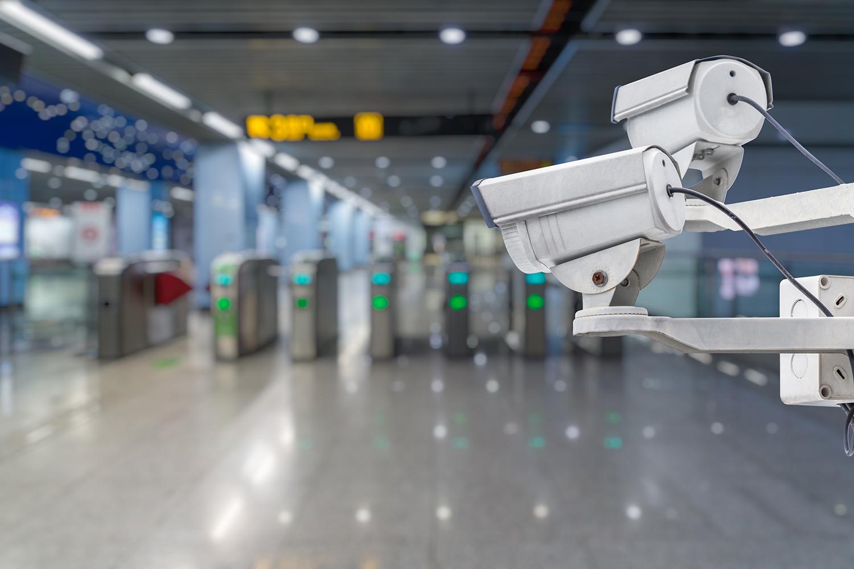 seguridad en el metro videovigilancia y control de accesos