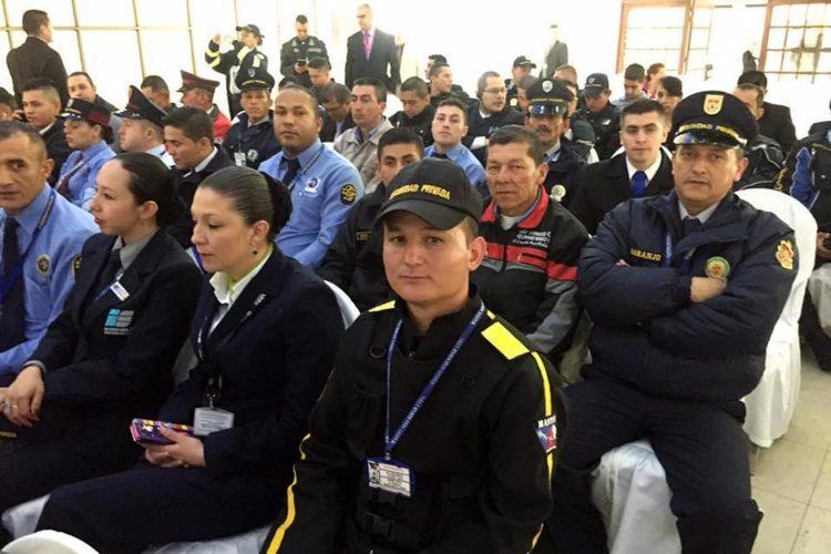 seguridad privada Día del Guarda de Seguridad de Andevip