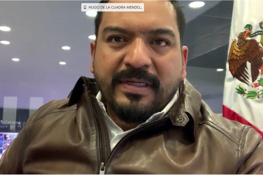 Hugo de la Cuadra Mendoza titular el C5 del Estado de México