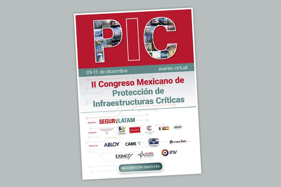 II Congreso Mexicano de Protección de Infraestructuras Críticas