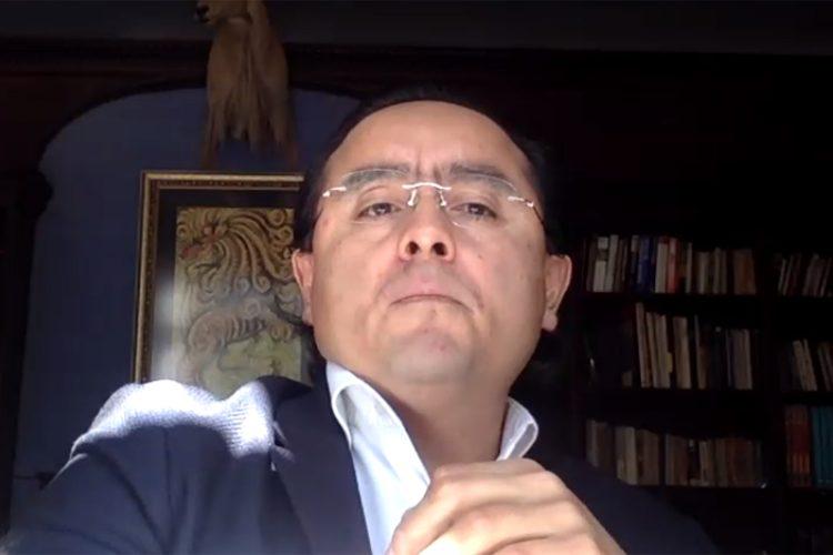 José Luis Calderón González vicepresidente de Amesp y director comercial de Eximco