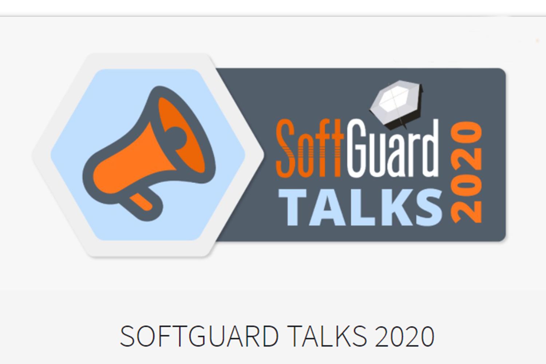 SoftGuard Talks 2020 logo