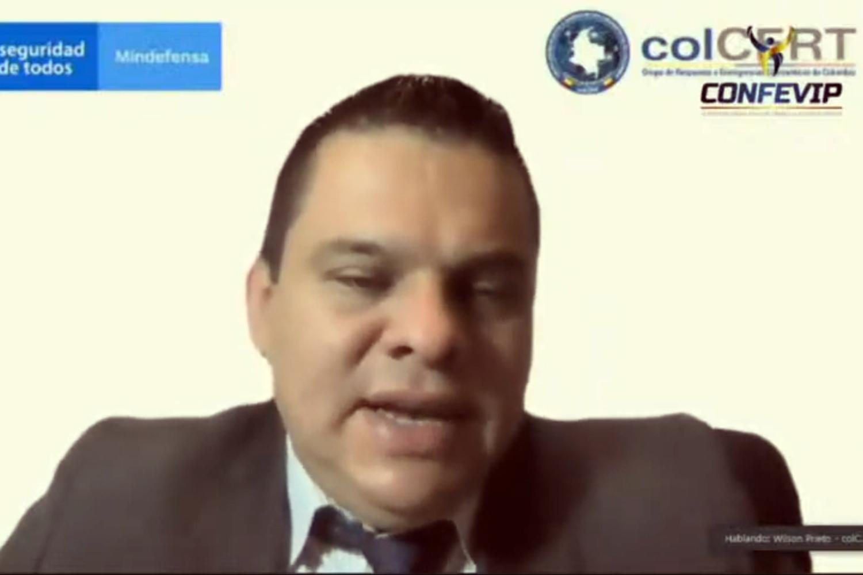 ciberseguridad e infraestructuras críticas Wilson Arturo Prieto colCERT