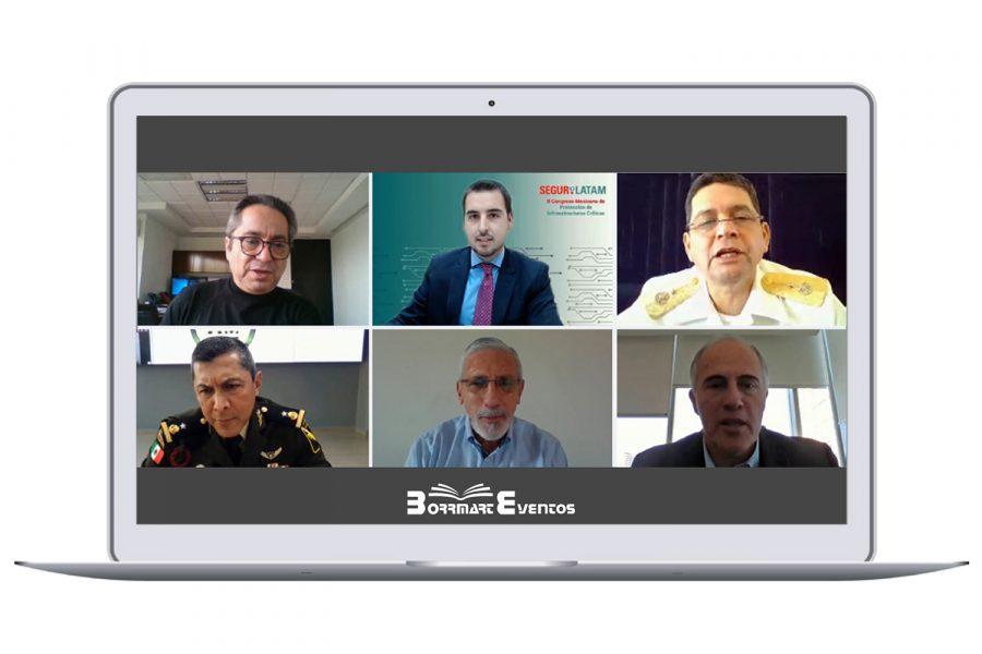 II Congreso Mexicano de Protección de Infraestructuras Críticas ponentes