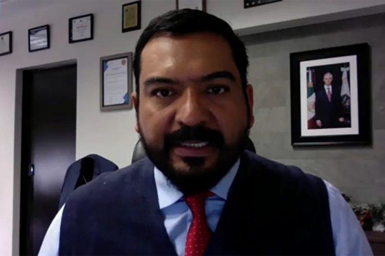 Hugo de la Cuadra Mendoza II Congreso Mexicano de Protección de Infraestructuras Críticas
