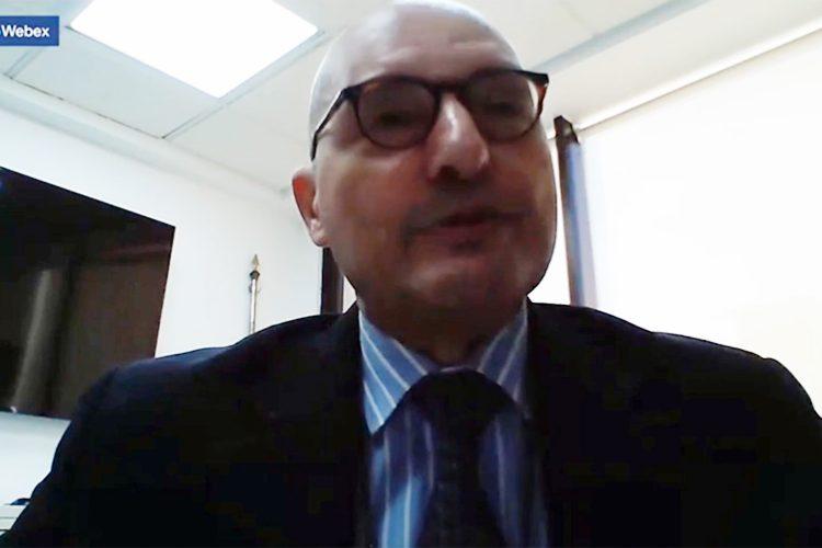 José Manuel González Caballero director de Seguridad de Grupo Aeroportuario del Pacífico (GAP)