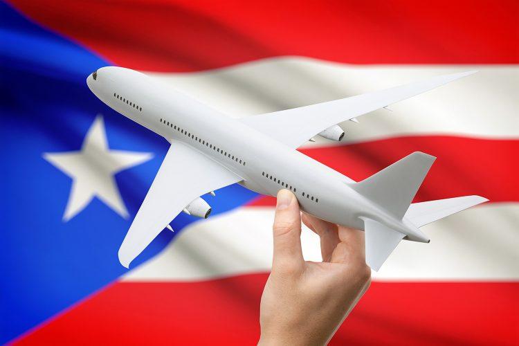 seguridad en aeropuertos de Puerto Rico