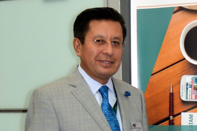 Salvador López Contreras presidente de la Asociación Mexicana de Empresas de Seguridad Privada