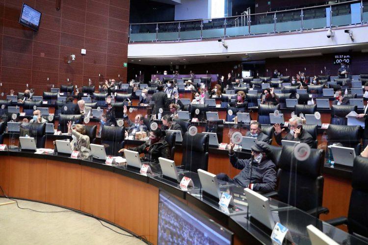 Ley de Seguridad Privada Senado mexicano