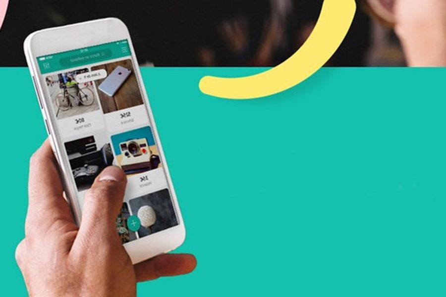 wallapop app en smartphone