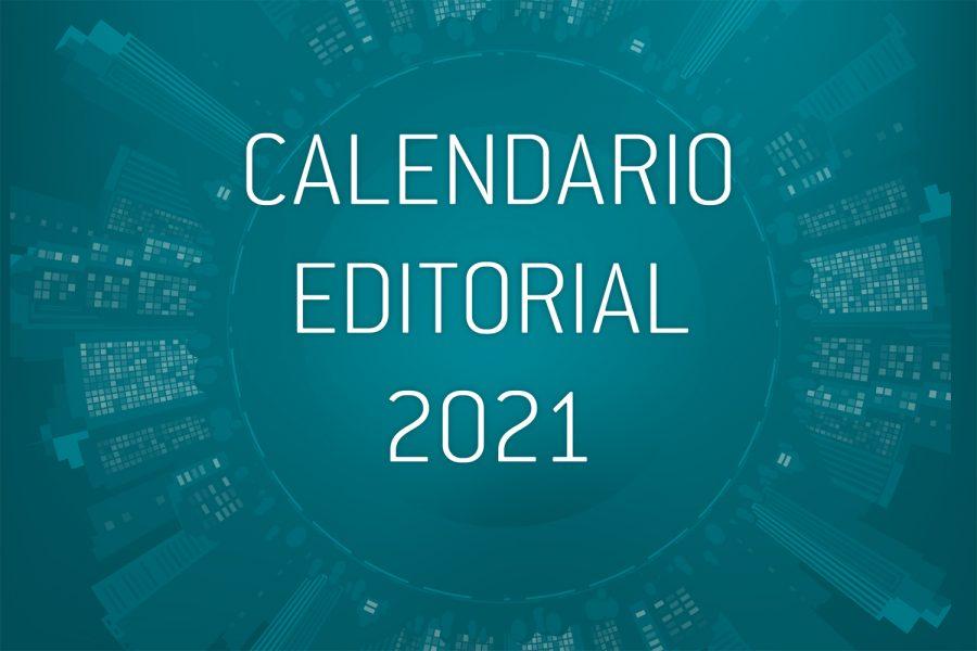 Calendario editorial Segurilatam 2021