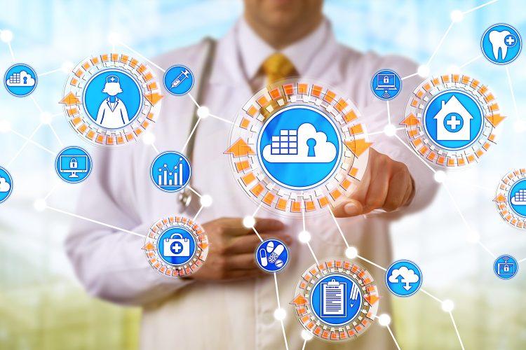 ciberseguridad en el sector salud
