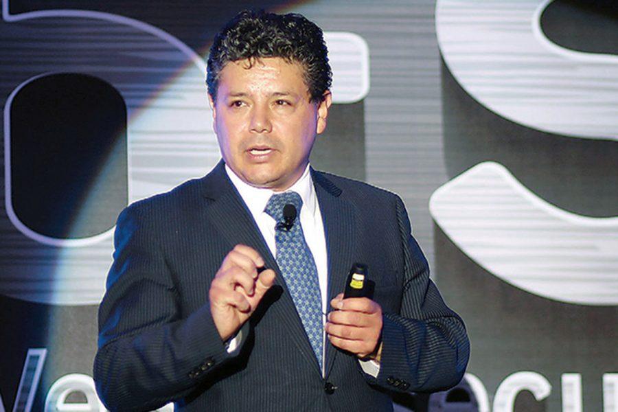 Comisario Jacobo Bello Joya titular de la Unidad Cibernética de la Secretaría de Seguridad y Protección Ciudadana de México