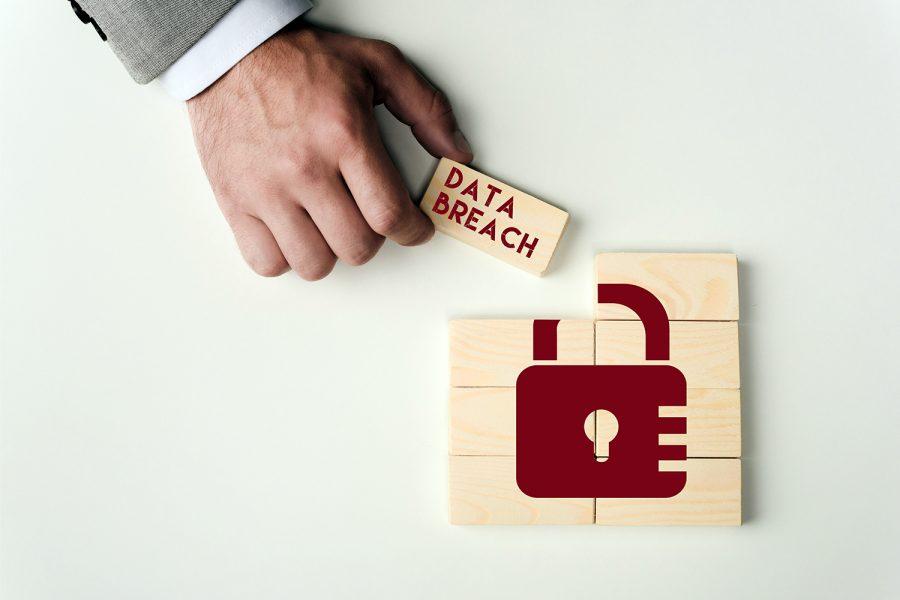ciberseguridad concepto de data breach