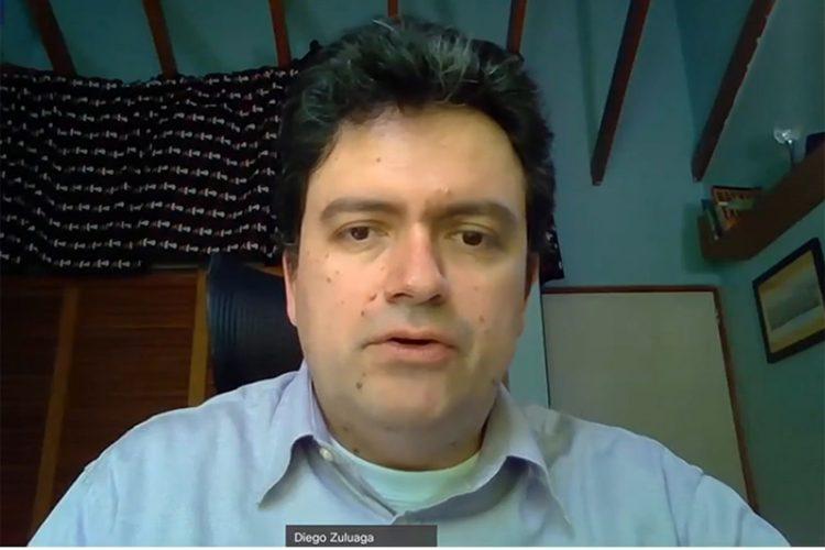 Diego Zuluaga Centro de Ciberseguridad Industrial Colombia