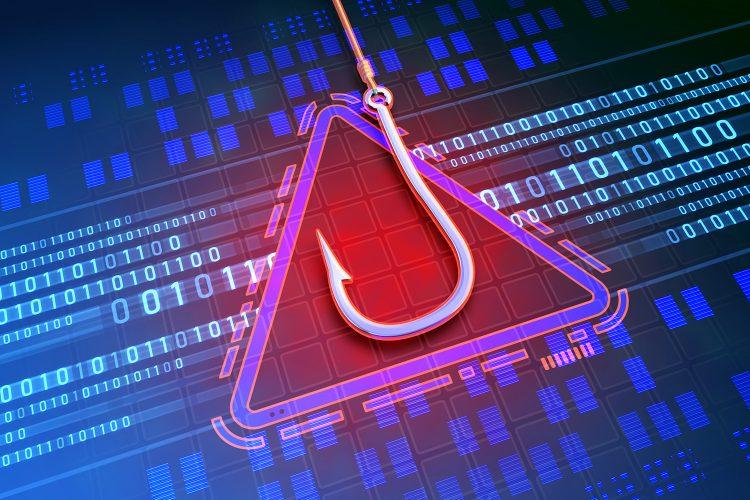 phishing ataque de ingeniería social