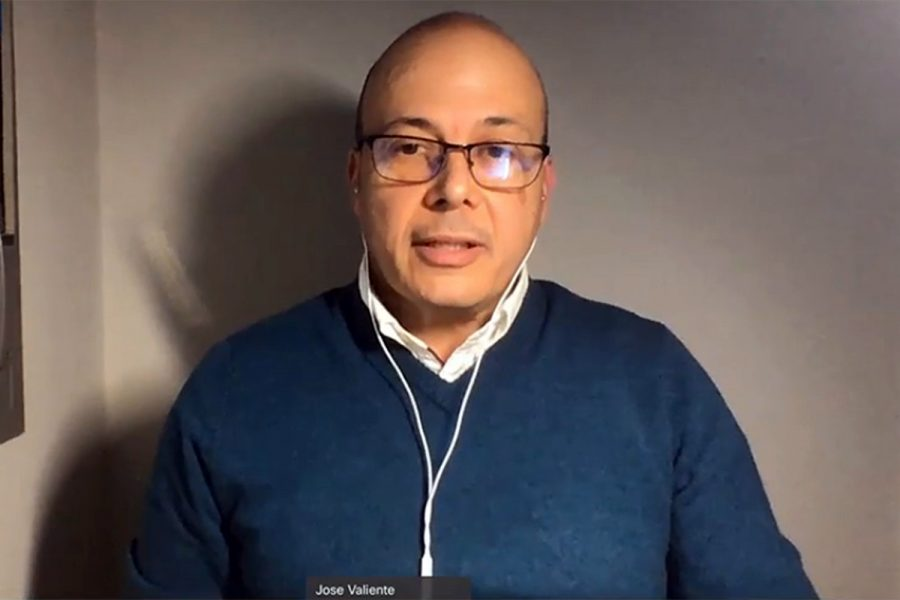 José Valiente director del Centro de Ciberseguridad Industrial CCI