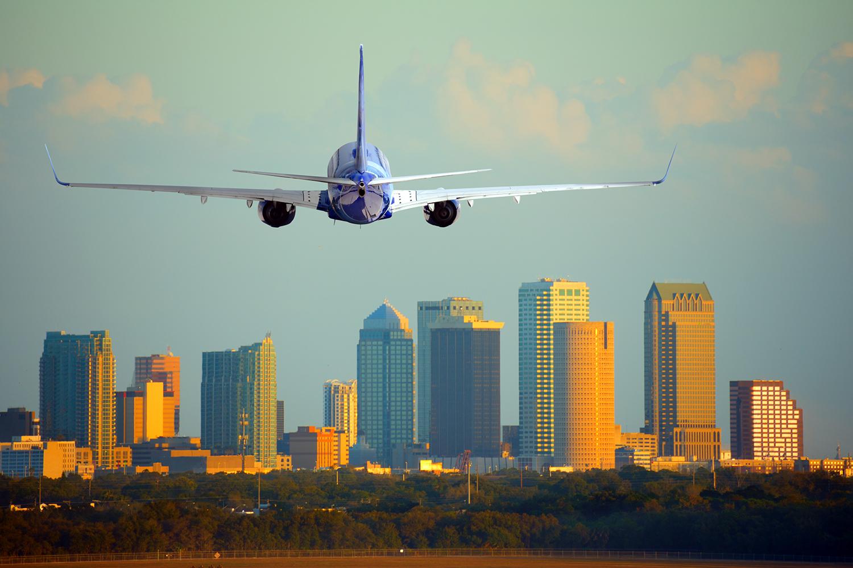 Florida seguridad aeropuertos
