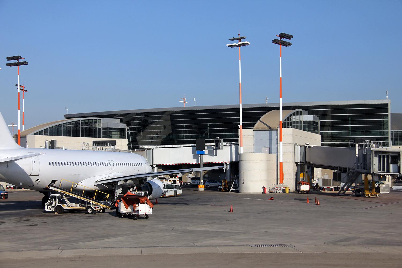 el aeropuerto Ben Gurión de Israel destaca por su seguridad aeroportuaria