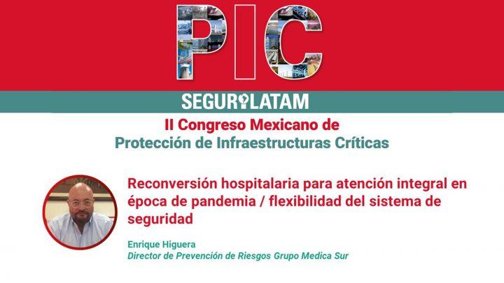 Enrique Higuera. PIC México 2020