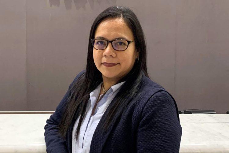 Fabiola Enríquez Hernández gerente general de Prevención de Grupo Presidente