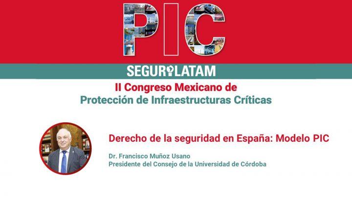 Francisco Muñoz Usano PIC México 2020