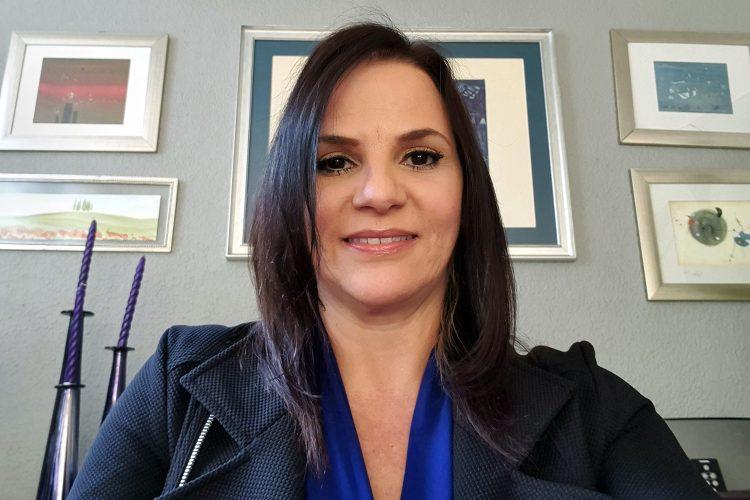 Iliana Fernández directora de Seguridad Corporativa para América Central y el Caribe de Microsoft
