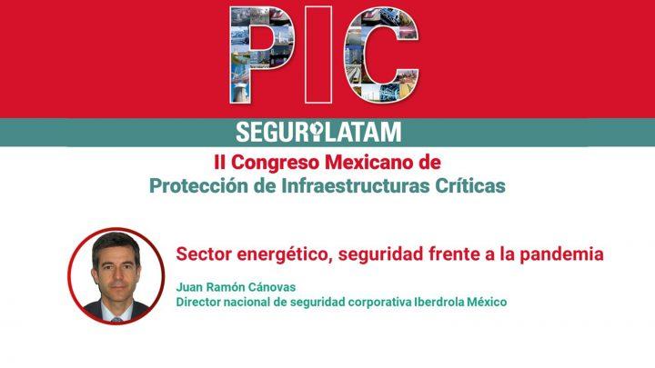 Juan Ramón Cánovas. PIC México 2020