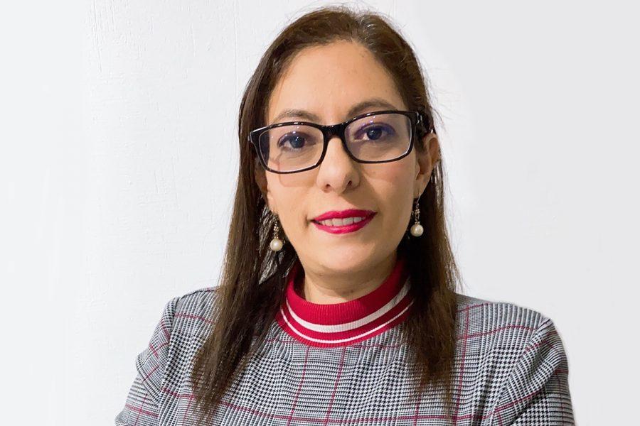 Perla Ortega codirectora de MAK Extinghisher de México S.A. de C.V.