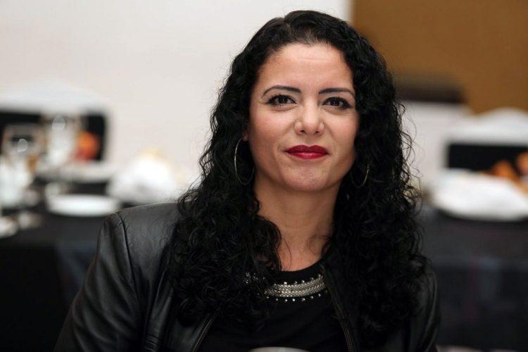 Violeta Arellano gerente de Seguridad Integral de CIE