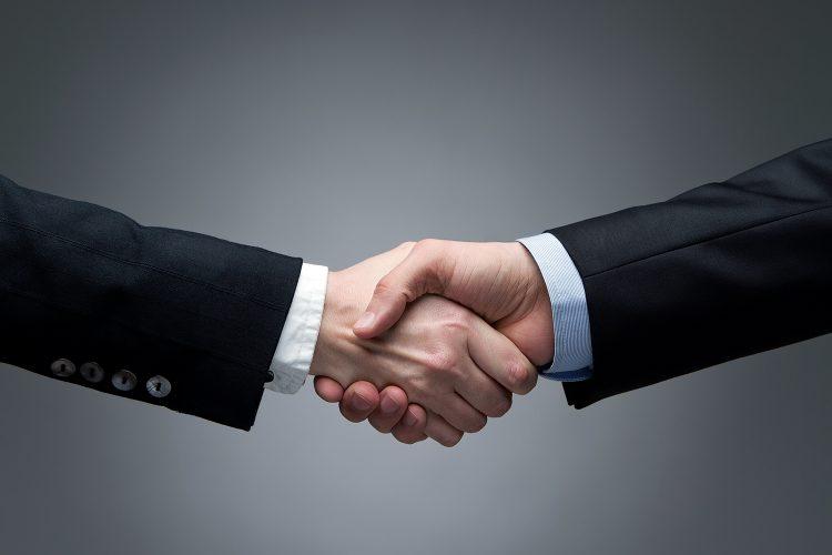 firma del acuerdo de AMESP y ANERPV