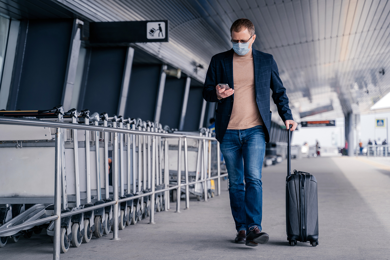 las medidas sanitarias en aeropuertos son esenciales para reforzar la seguridad aeroportuaria