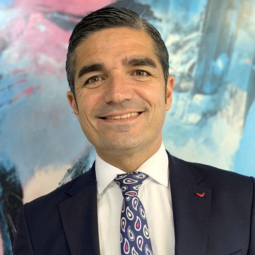 Armando Torres Miró director corporativo de Desarrollo y Expansión de Trablisa