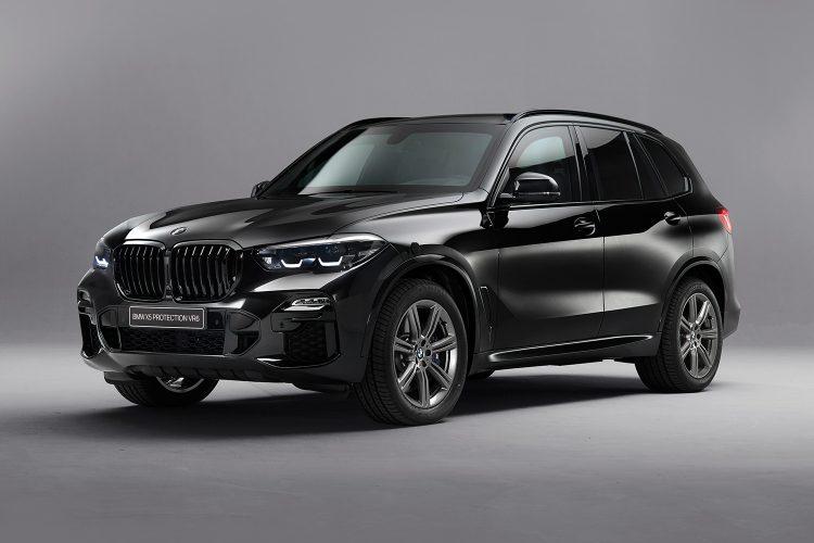 vehículo blindado BMW X5 Protection VR6