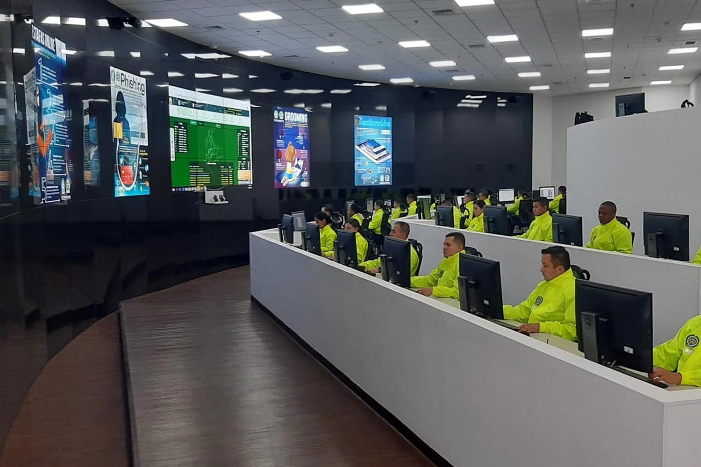 expertos de ciberseguridad del CAI Virtual de Colombia